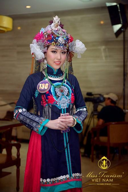 Hậu trường nóng bỏng vòng bán kết Hoa khôi Du lịch Việt Nam 2017 ảnh 6