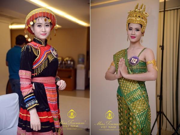 Hậu trường nóng bỏng vòng bán kết Hoa khôi Du lịch Việt Nam 2017 ảnh 7