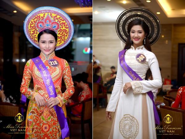 Hậu trường nóng bỏng vòng bán kết Hoa khôi Du lịch Việt Nam 2017 ảnh 5