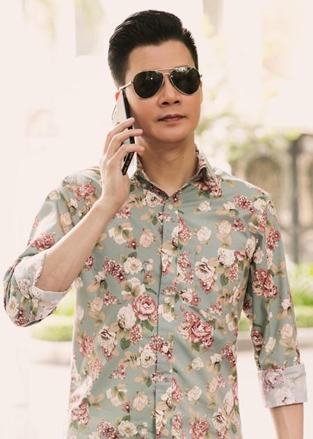 Ca sĩ Quang Dũng tích cực tập luyện chuẩn bị cho liveshow ảnh 1