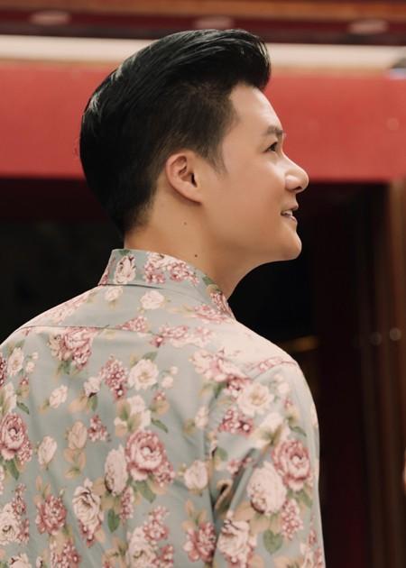 Ca sĩ Quang Dũng tích cực tập luyện chuẩn bị cho liveshow ảnh 3