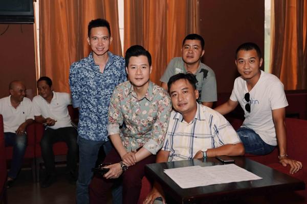 Ca sĩ Quang Dũng tích cực tập luyện chuẩn bị cho liveshow ảnh 6