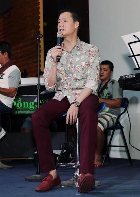 Ca sĩ Quang Dũng tích cực tập luyện chuẩn bị cho liveshow ảnh 5