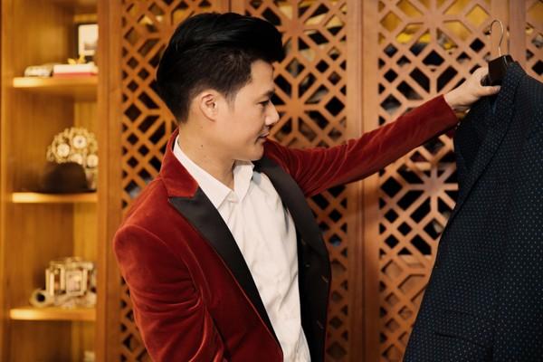 """Quang Dũng chuẩn bị """"hoành tráng"""" cho liveshow ở Hà Nội ảnh 4"""