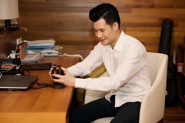 """Quang Dũng chuẩn bị """"hoành tráng"""" cho liveshow ở Hà Nội ảnh 7"""