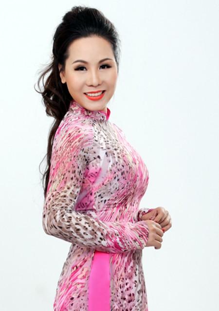 Nữ hoàng doanh nhân Ngô Thị Kim Chi.