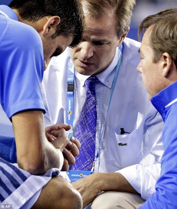 """Novak Djokovic lần thứ 16 khiến người bạn thân Andy Murray phải """"ôm hận"""" ảnh 3"""