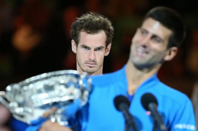 """Novak Djokovic lần thứ 16 khiến người bạn thân Andy Murray phải """"ôm hận"""" ảnh 6"""
