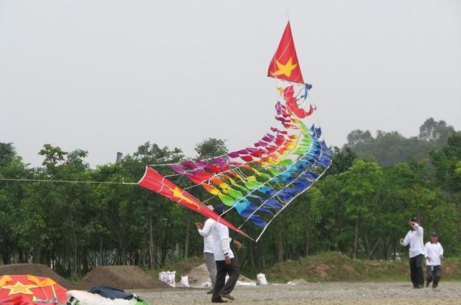 Khai mạc lễ hội diều độc đáo giữa Thủ đô ảnh 8