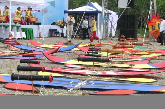 Khai mạc lễ hội diều độc đáo giữa Thủ đô ảnh 7
