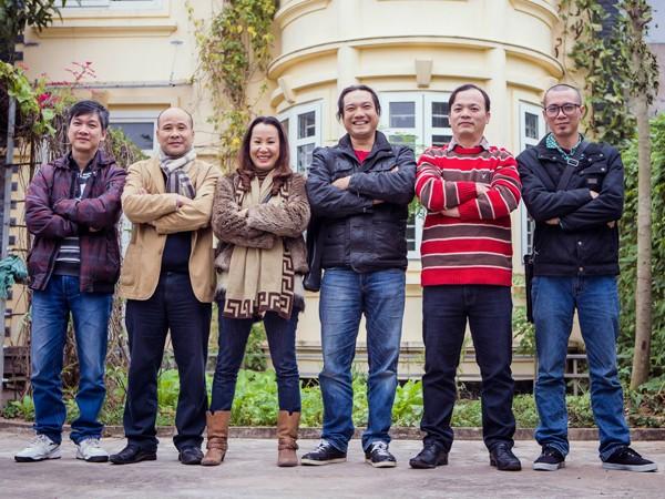 Nhạc sỹ Nguyễn Tuấn và nhóm M6