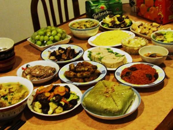 Những món ăn truyền thống ngày Tết có thể khiến nhiều người... ái ngại