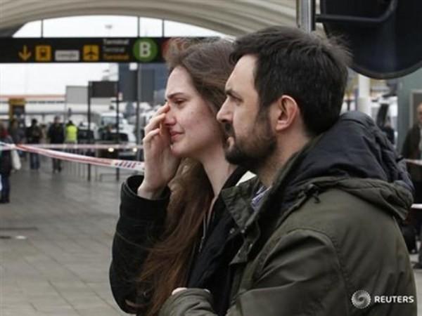 Đau buồn đang là tâm trạng chung của người thân hành khách cũng như các phi công Germanwings