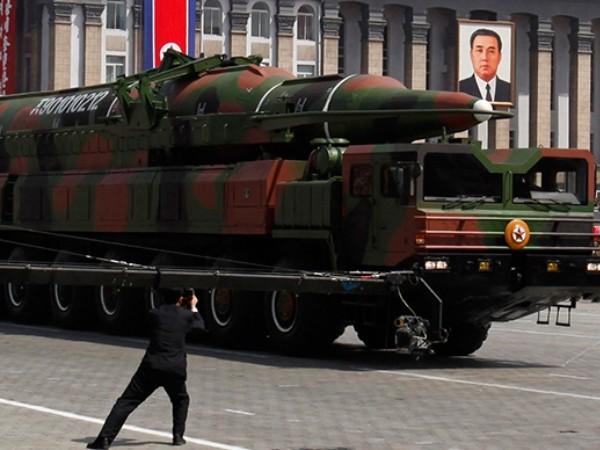 Vũ khí tên lửa và hạt nhân của Triều Tiên luôn khiến nhiều quốc gia lo ngại