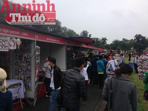 Thú vị với lễ hội hoa anh đào Nhật Bản 2015 ảnh 16