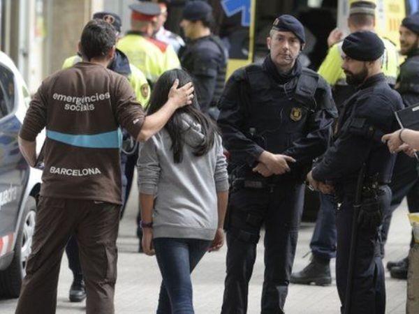 Có ít nhất 4 người đã bị thương và 1 người bị giết trong vụ tấn công dã man