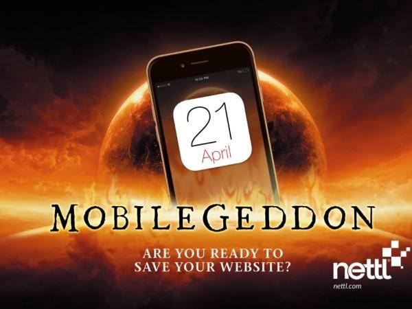 Thay đổi để tương thích với Mobilegeddon chính là đi theo xu hướng phát triển