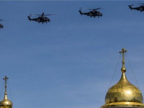 Không quân là một trong những lực lượng được chú trọng phát triển của Nga