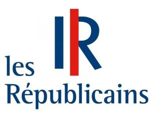 """Logo mới của đảng UMP sau khi được đổi tên thành """"Những người Cộng hòa"""""""