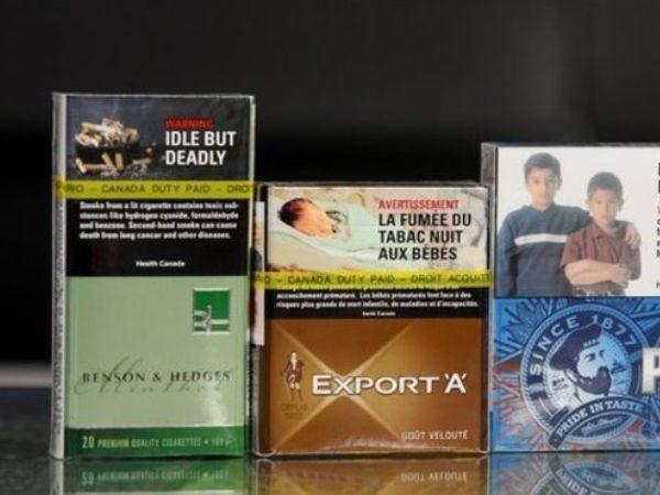 Các hãng thuốc lá Canada bị cho là không cảnh báo đầy đủ và cần thiết về tác hại của việc hút thuốc