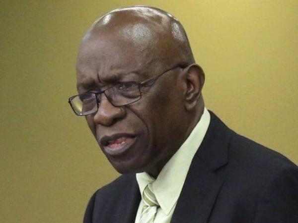Cựu Phó Chủ tịch FIFA Jack Warner