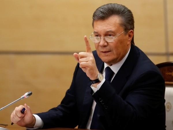 Để xảy ra vụ đổ máu và Crimea sáp nhập vào Nga là những điều ông Yanukovych hối tiếc nhất