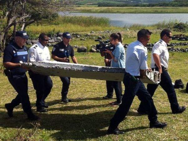 """Việc phát hiện ra một phần mảnh vỡ máy bay ở La Reunion đã làm dấy lên hy vọng """"giải mã"""" vụ mất tích bí ẩn của chiếc máy bay MH-370"""
