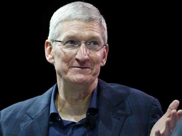 CEO Apple là người rất ý thức tới việc giữ gìn hình ảnh thương hiệu