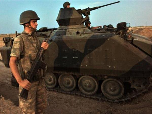 Thổ Nhĩ Kỳ lại làm nóng trường quốc tế bằng việc triển khai quân tại Iraq dù không được chấp thuận