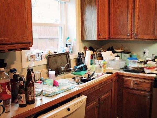 """Nấu nướng, dọn dẹp, rửa bát đũa... là cơn """"ác mộng"""" đối với không ít chị em"""