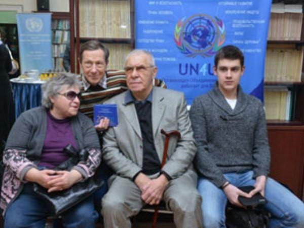 Một sự kiện do OHCHR phối hợp tổ chức ở Moscow (Nga)