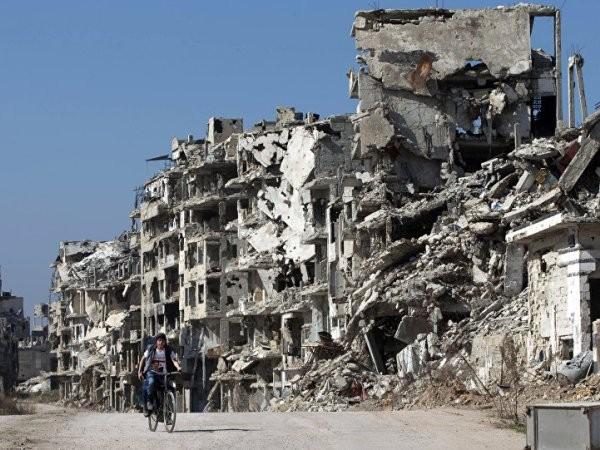 Syria đang phải đối mặt với thảm họa nhân đạo nếu không có sự trợ giúp từ bên ngoài