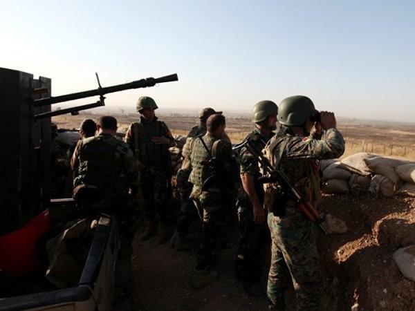 Trong cuộc chiến chống lại IS, Peshmerga đã phải chịu tổn thất nặng nề về con người