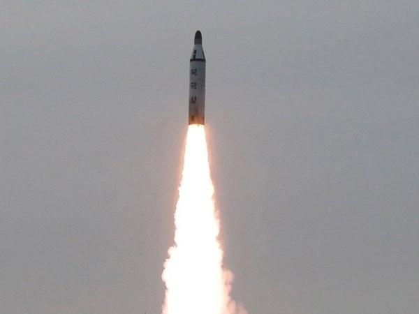 Bất chấp sự lên án của cộng đồng quốc tế, Triều Tiên vẫn liên tiếp tiến hành các vụ phóng tên lửa đạn đạo