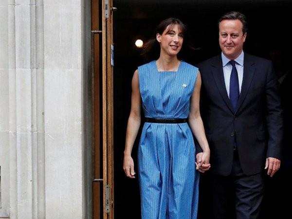 """Thủ tướng Anh Cameron đại diện cho """"phe"""" muốn ở lại EU"""