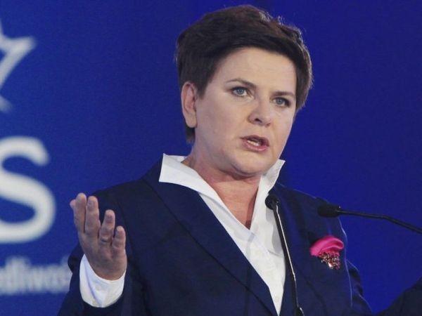 Nữ thủ tướng Ba Lan Beata Szydlo không tin vào các nhà lãnh đạo Pháp, Đức