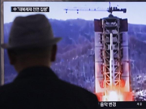 Triều Tiên luôn khiến các đối thủ lo ngại với khả năng về tên lửa của mình