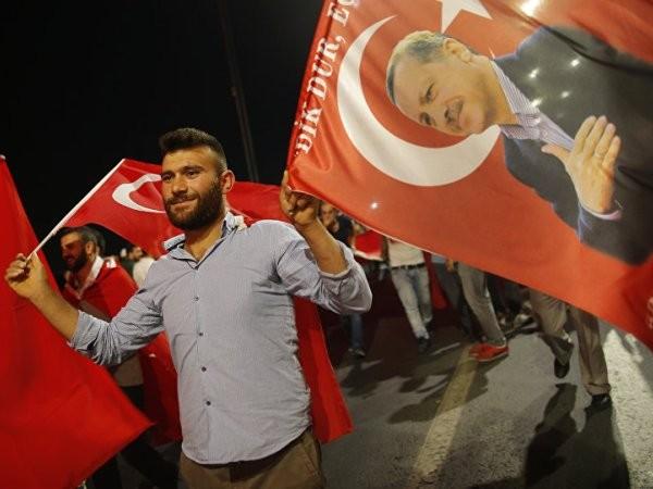 Chưa bao giờ, một vị tổng thống Thổ Nhĩ Kỳ lại giành được nhiều sự ủng hộ từ dân chúng như ông Erdogan