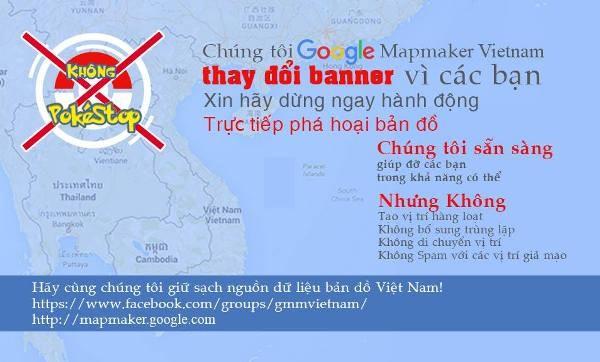 """Lời kêu gọi """"cay đắng"""" của cộng đồng những người xây dựng dữ liệu bản đồ Việt Nam cho Google Maps"""