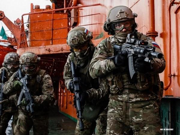 Lực lượng an ninh Nga đã phá tan một âm mưu khủng bố của băng nhóm chiến binh trên đất Nga