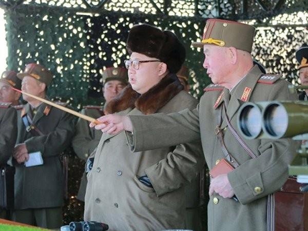 Mỹ - Hàn tập trận khiến Triều Tiên lại nổi nóng