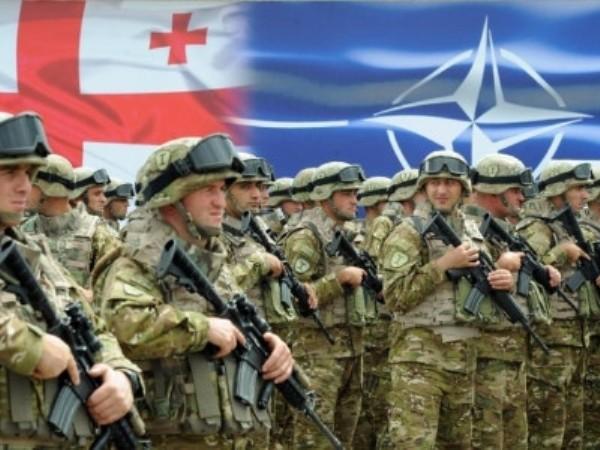 Gruzia đang nhận được sự ủng hộ mạnh mẽ từ NATO
