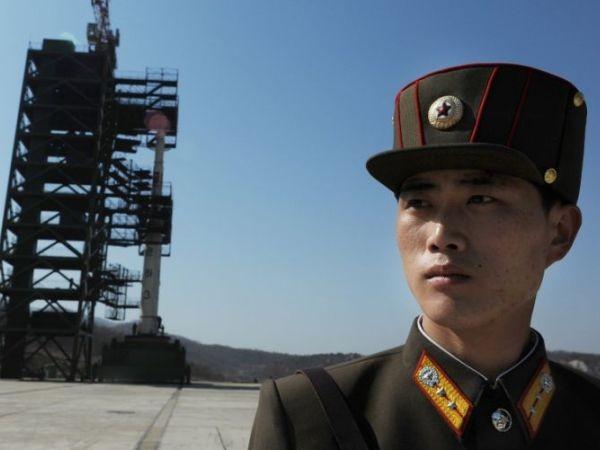 Triều Tiên vừa có vụ thử hạt nhân khiến các nước xôn xao
