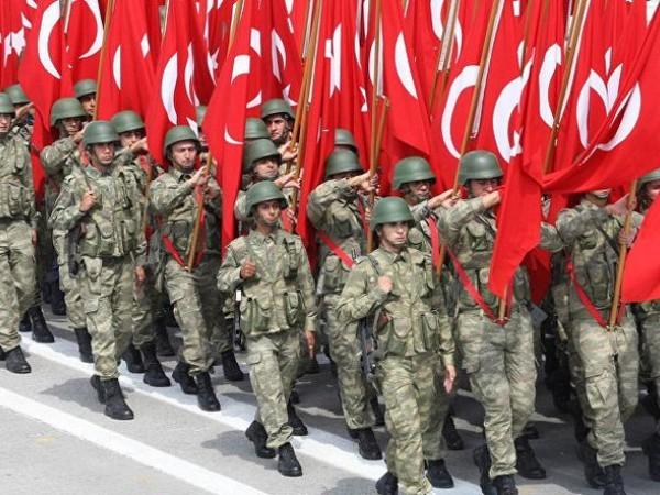 Quân Thổ Nhĩ Kỳ vừa có thêm sự hỗ trợ đắc lực từ đặc nhiệm Mỹ