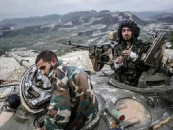 Dù có lệnh ngừng bắn, Syria vẫn vang tiếng súng
