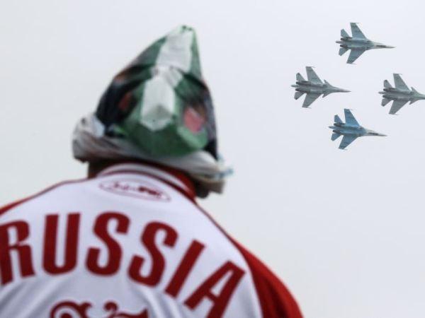 Nga đang hoạt động tích cực trên vùng trời Syria, nên kiên quyết phản đối lệnh cấm bay