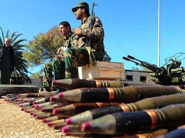 Quân đội Libya muốn khôi phục lại sức mạnh nhờ vũ khí từ Nga