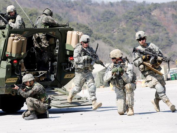 Mục tiêu răn đe quân sự với Triều Tiên của Mỹ gặp trở ngại lớn là Trung Quốc