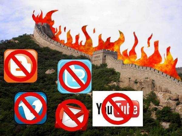 Trung Quốc có chính sách kiểm duyệt internet nghiêm ngặt bậc nhất thế giới