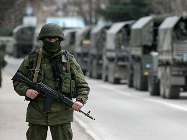 Nga tố cáo Ukraine bắt giữ trái phép 2 sĩ quan ở Crimea ảnh 1